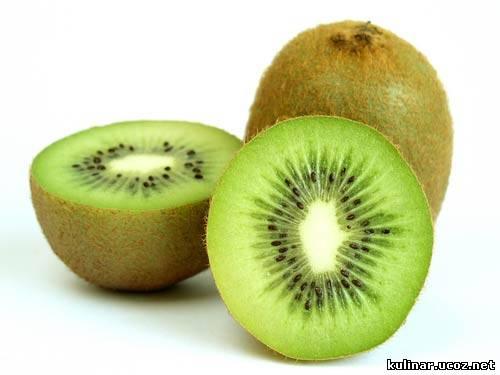 киви полезный фрукт