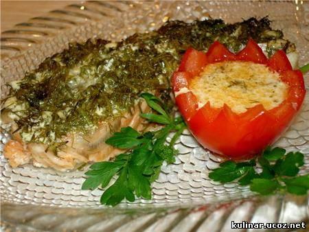 Рыба снежная рецепты с фото