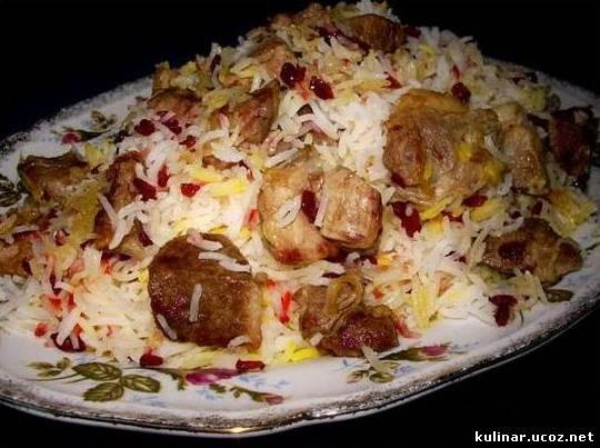 дагестанский плов рецепт с фото