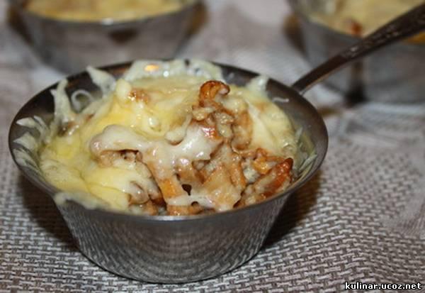 Блинный салат рецепт фото